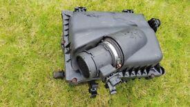 Saab 9-3 airbox, sensor and filter