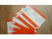 2 x Return Train Ipswich - London Liverpool Street Tickets For Friday 15th June Ed Sheeran Concert?