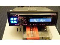 Cd player alpine bluetooth usb aux in