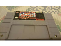 snes usa game cart super street fighter 2