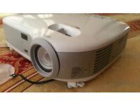 NEC Projector VT670 . Very crisp and bright image with 2100 ANSI Lumen Brightness