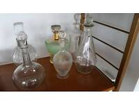 Decanters - £10 each