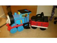 Peg perego ride on thomas train