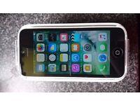 Apple iPhone 5c 8GB Sim Lock O2, giffgaff