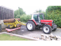 massey ferguson tractor 3080 turbo