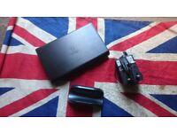 Iomega LDHD-UP2 Brushed Black Metal External SATA Hard Drive Enclosure