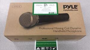 Pyle Professional Dynamic Handheld Mic