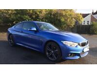 BMW 4 Series M Sport X-Drive AUTO 420d
