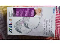 Avent breast shells - new and unused