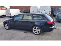 AUDI A6 2.0 TDI 6 SPEED ESTATE 2006 VERY GOOD CONDITION