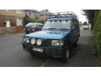 LAND ROVER DISCOVERY 300 TDI 2.5D WITH EXTRAS