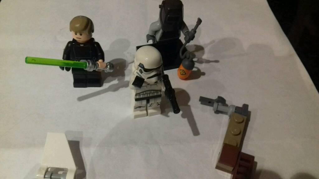 Lego .. star wars