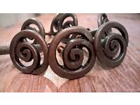 Cute Celtic style drawer knobs