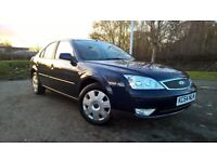 FORD MONDEO 1.8 ONLY 83000 FULL SERVICE HISTORY ALSO 12 MONTHS MOT