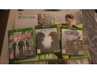 Xbox one s 500gb excellent condition with games