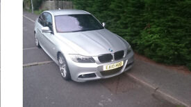 BMW 320i Msport business edition,leather,sat nav,10 stamps