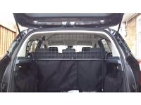 Ford c max dog guard/boot liner & rubber tray