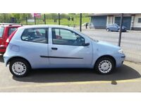 FOR SPARES OR REPAIR FIAT PUNTO 1.2 ACTIVE 2006 83000 Miles NO MOT NEEDS ALTERNATOR