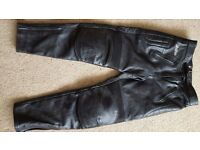 Ladies Buffalo Motorcycle Trousers size 12/14