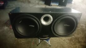 12inch vibe subs