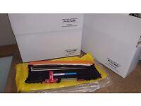 Samsung Laser Toner Color Cartridge - PF-CLT-Y407 Cyan Yellow Magenta