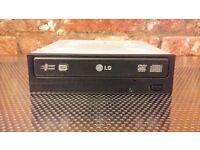 "Hitachi-LG DVDRAM Dual Layer GSA-4167B ATA Device 5.25"" Internal DVD Writer"