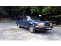 1992 Volvo 240 SE 2.0 Manual (12 Month MOT)
