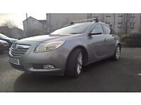 Vauxhall Insignia Diesel Sports Tourer 2.0 CDTi SRi Sell or exchange for suv.
