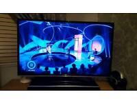 """JVC 40"""" LCD Smart TV"""