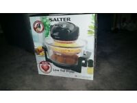 Salter low fat fryer