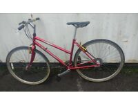 RALEIGH TRAIL HYBRID BIKE 21 SPEED 28 INCH WHEEL AVAILABLE FOR SALE