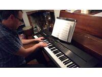 Stolen - Electronic piano