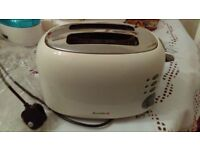 cream toaster 2 slice breville