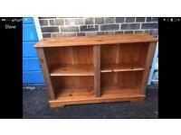 Lovely wooden shelves