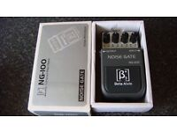Guitar Pedal NG-100 Noise Gate
