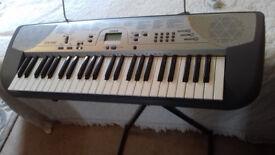 Casio CTK230 electric song book keyboard