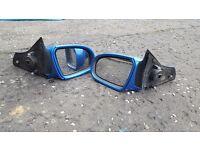 Corsa b electric mirrors