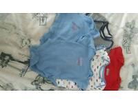 Boys 12-18 month vests x7