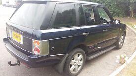 Range Rover L322 4.4 Vouge LPG