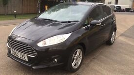 Ford Fiesta 1.25 Zetec 5dr SERVICE HISTORY,LOW MILEAGE