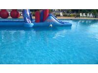 Summer Holiday Bookings 8 Birth Silver Plus Caravan in Valley Farm Parkdean Resorts Clacton on Sea