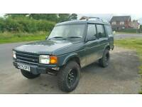 Landrover discovery 300tdi auto