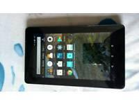 Amazon fire tablet with google play