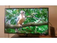 "Like brand new, Ultra slim, 39"" LED, Full HD, Samsung TV, Built in freeview, 2 HDMI, USB ..etc"