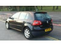 2005 volsvagen Golf 2.0 GT TDI 5dr cambelt changed heated seats 2 keys