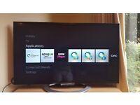 Sony 42 inch LCD 3D TV