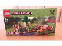 Lego minecraft set 21114 the farm
