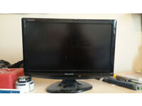 16 inch Sharp LCD TV 720p