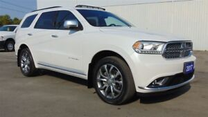 2017 Dodge Durango CITADEL - HEMI - TOW GROUP - 1,978 KMS!!!!