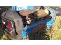 Hydrovane compressor generator £400 plus vat £480